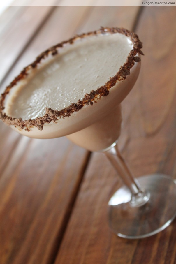 margarita de chocolate